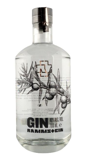 Rammstein Gin - Eriksen's Rom og Spiritus
