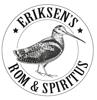 Eriksen's Rom og Spiritus Logo